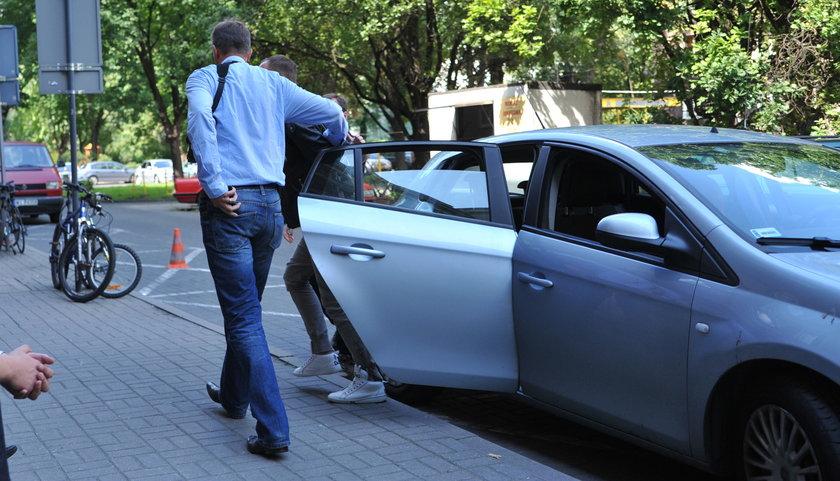 Prokurator postawił już Dariuszowi K. zarzut spowodowania wypadku ze skutkiem śmiertelnym