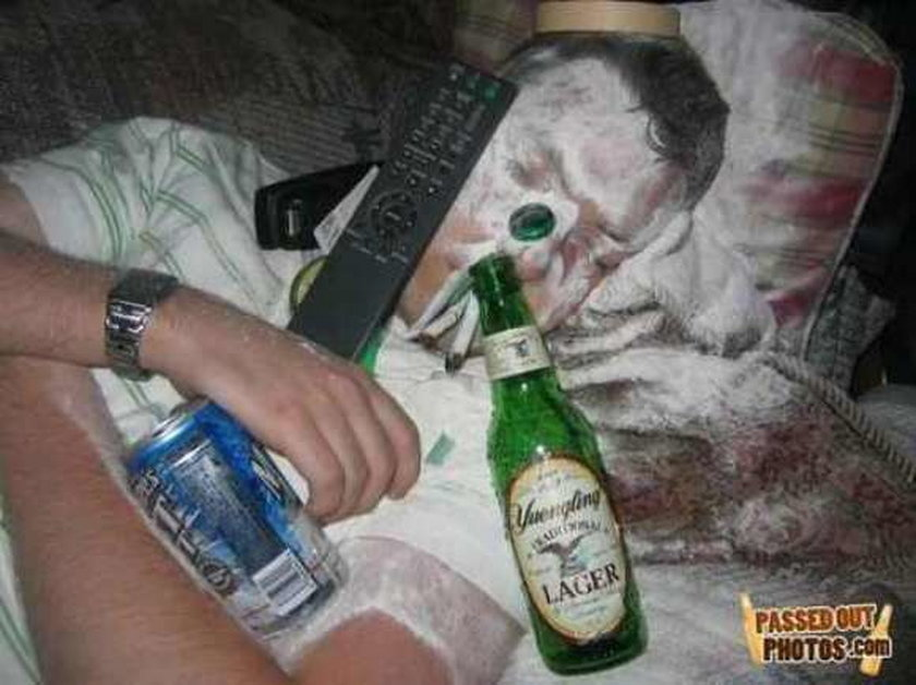 wódka, pijany,