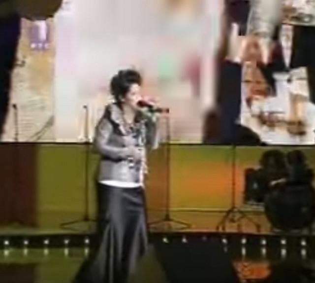 Marija Šerifović na Beoviziji 2007. godine