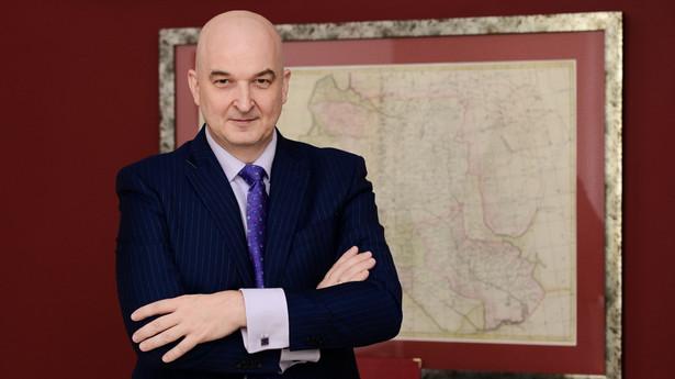 Dr Sławomir Dębski, dyrektor Polskiego Instytut Spraw Międzynarodowych
