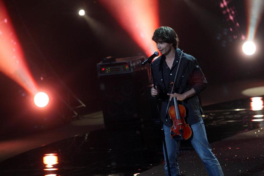 Robert Lewandowski w piosence zwycięzcy Eurowizji Alexandra Rybaka