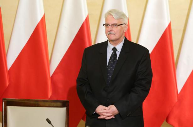 Minister Witold Waszczykowski, prosząc o opinię Komisję Wenecką, chciał opóźnić działania Komisji Europejskiej. Ale wydaje się, że osiągnął efekt odwrotny