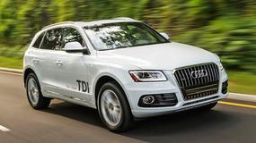Samochody Audi przeciekają – akcja przywoławcza 576 tys. aut