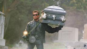 "Z ""Thora"" na komisariat Arnolda Schwarzeneggera"