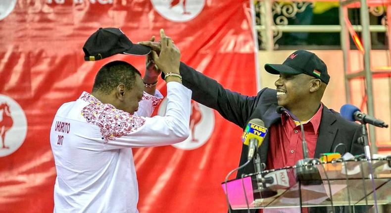 Jubilee-KANU coalition suspended, 1 condition issued after appeal at Political Parties Tribunal