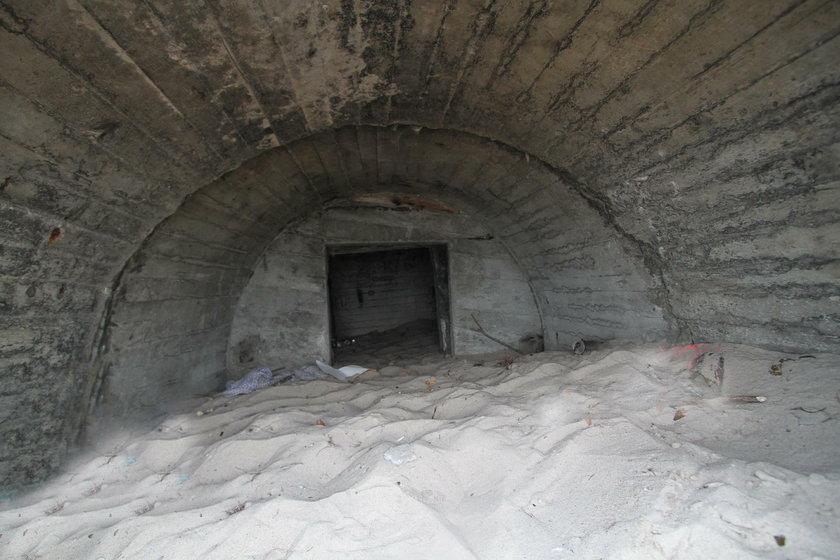 Te bunkry miały nas bronić