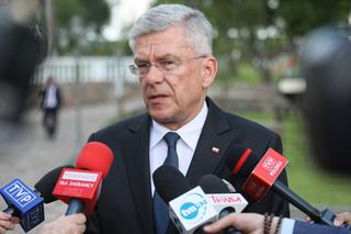 Karczewski: Na pewno w odpowiednim momencie poznamy nazwiska kandydatów na sędziów SN