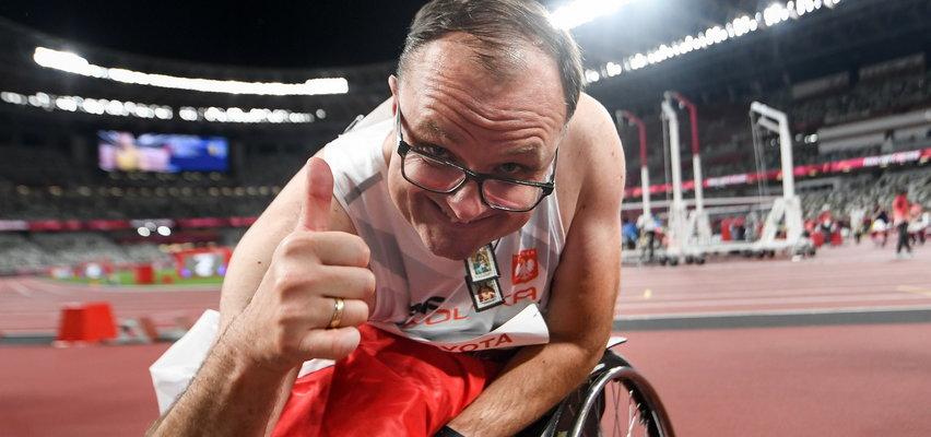 Kolejny złoty medal dla Polaków. Piotr Kosewicz niepokonany w swojej dyscyplinie