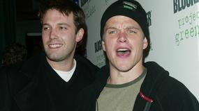 Matt Damon i Ben Affleck pracują nad filmem