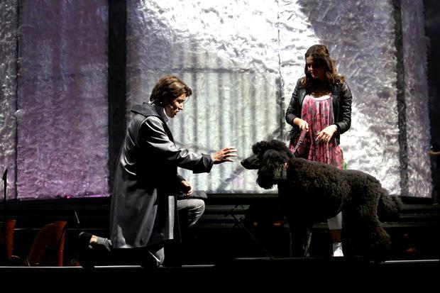 """""""Faust"""" w reżyserii Beaty Redo-Dobber w Hali Stulecia"""