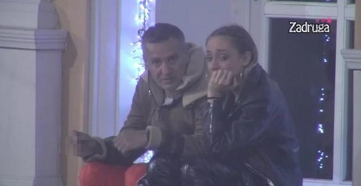 Anabela Atijas i Gagi Đogani zajedno izvodili svoje pesme, a onda su Luna i Gagi plakali u dvorištu!
