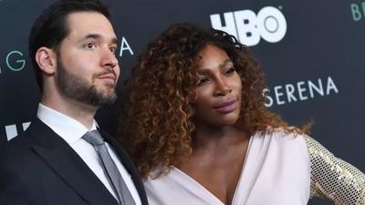 La réponse du mari de Serena Williams aux hommes qui critiquent son poids
