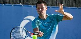 28-letni gwiazdor tenisa nagrał sekstaśmę ze swoją partnerką
