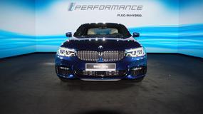 Poznań Motor Show 2017: BMW serii 5 iPerformance i designerskie atrakcje
