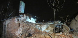 Zawalony budynek w Kaliszu. Pod gruzami byli ludzie?