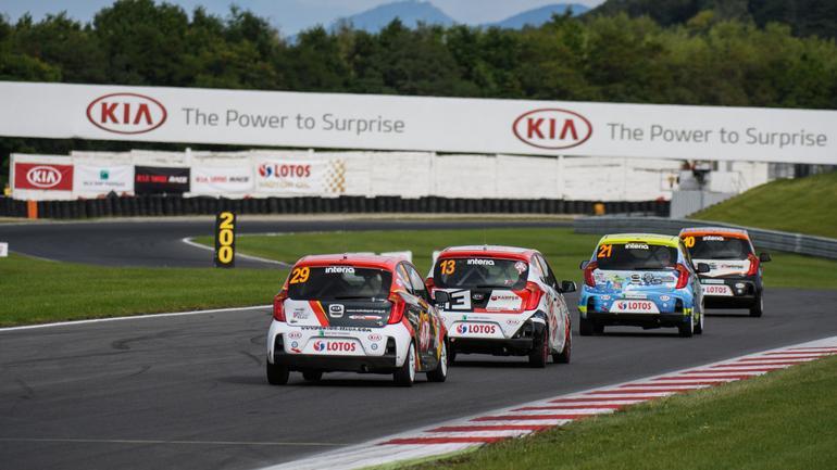 Kia Lotos Race 2017 - Tor Most