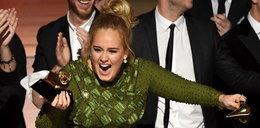 Adele zniszczyła swoją statuetkę Grammy. Dlaczego?