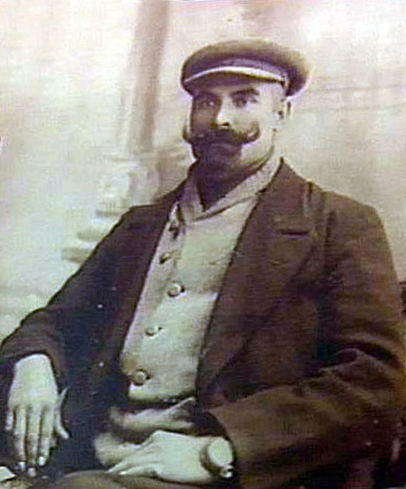 Svetski putnik Lazar Ćirić bio je poznat kao Konzul Laza