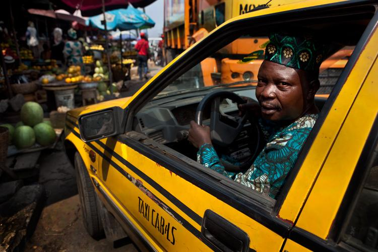 Lagos Yellow Cab [Jumia travel]