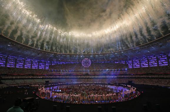 Stadion u Bakuu