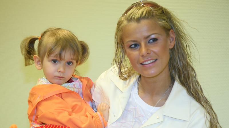 Fabienne Wiśniewska i Mandaryna