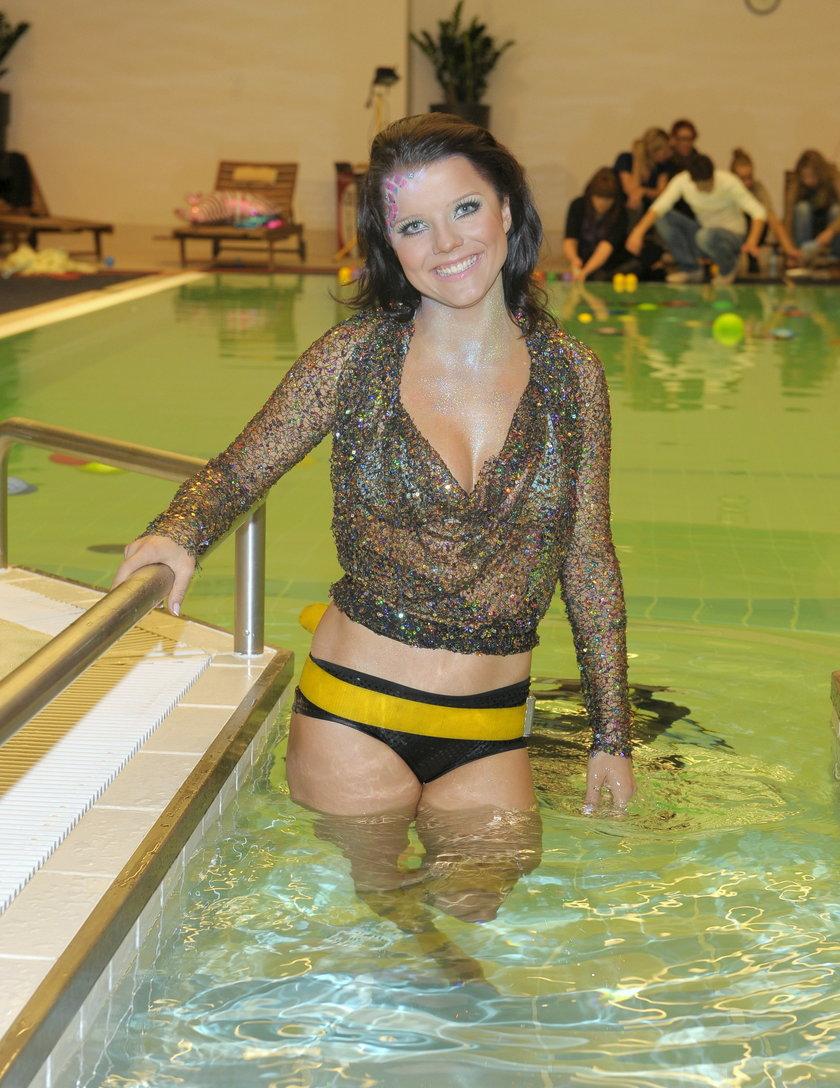 Joanna Jabłczyńska basen