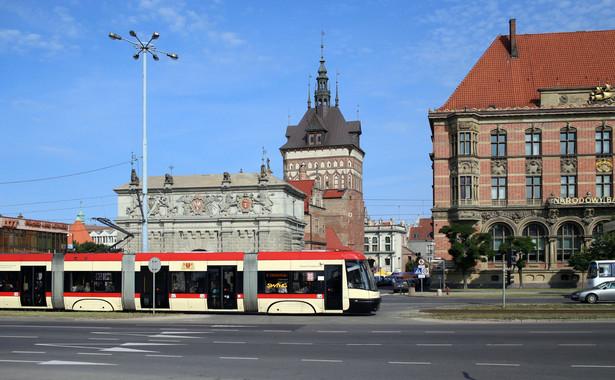 Tramwaj na ulicach Gdańska