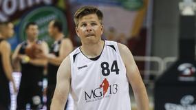 Chajzer, Musiał i inne gwiazdy na meczu Marcina Gortata