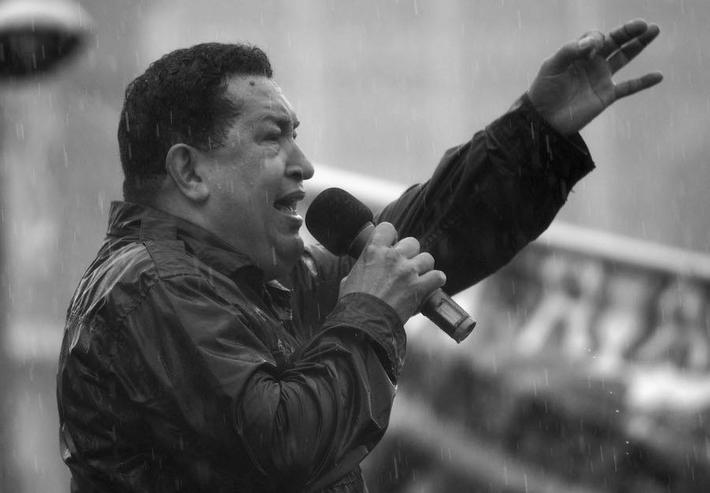 Venezuelans decide if Chavez remains in power or change