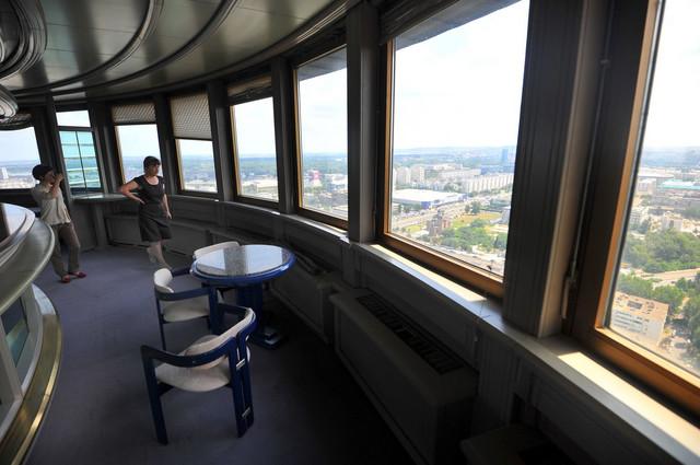 Ceo grad kao na dlanu:Pogled s vrha kula