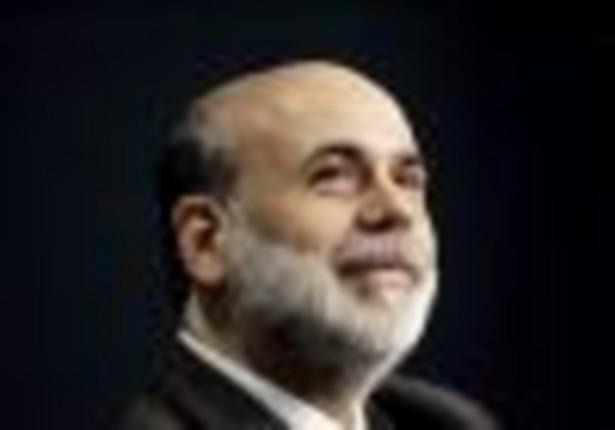 Ben Bernanke, szef Fed. Fot. PAP