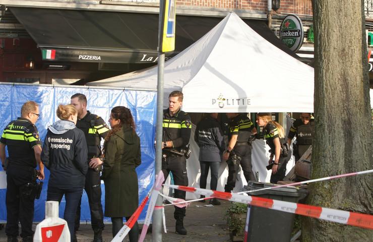 Amsterdam, ubistvo Goran Savić, Jovan Đurović
