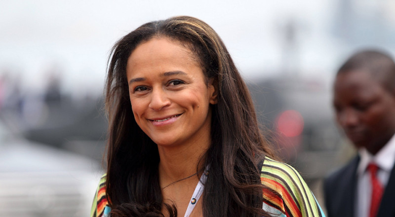 Isabel dos Santos: The rich also cry as Africa's richest woman get charged with money laundering