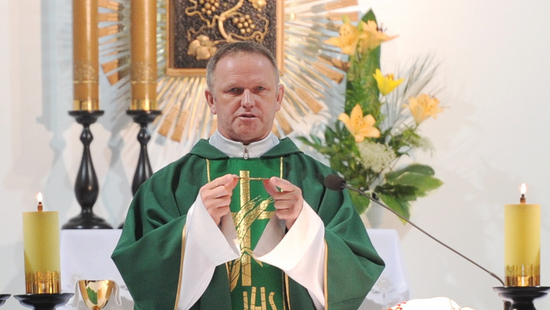 Wspólna msza księży Lemańskiego i Chojnickiego