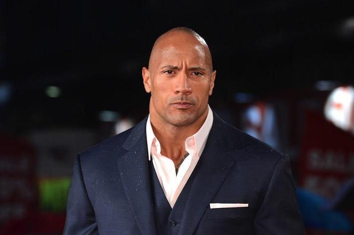 Dwayne Johnson: 46 mln dol.