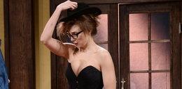Sylwia Gliwa zagrała w samej w bieliźnie!