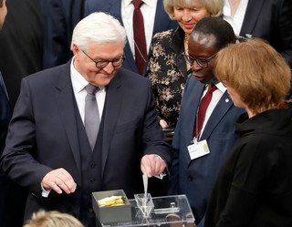 Frank-Walter Steinmeier nowym prezydentem Niemiec. 'Musimy bronić wolności i demokracji'