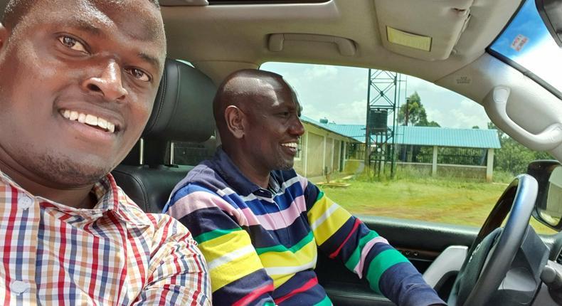 I will stick with William Ruto to the end - Kiharu MP Ndindi Nyoro