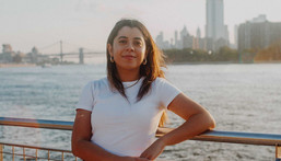 Jazmin Beltran finds apartment hunting in NYC to be ultra-competitive right now.