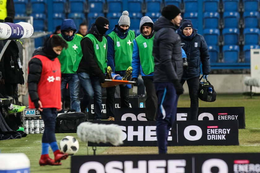 Lech Poznan - Lechia Gdansk , Ekstraklasa , pilka nozna , Polish Football Extraleague