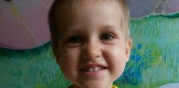 3-letnia Bianka poznała Hanię w szpitalu. Teraz chce pomóc koleżance