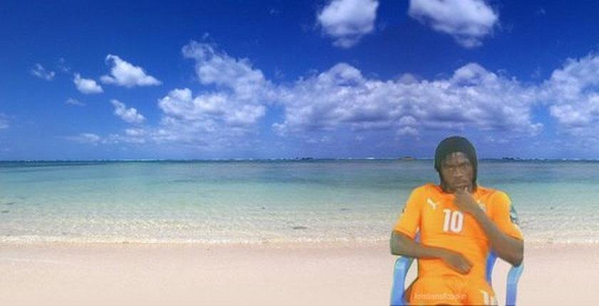Za transfer chciał plażę i helikopter!