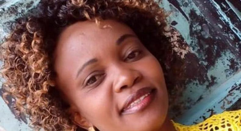 Rights defender Caroline Mwatha. Her body was found at City Mortuary on February 12, 2019