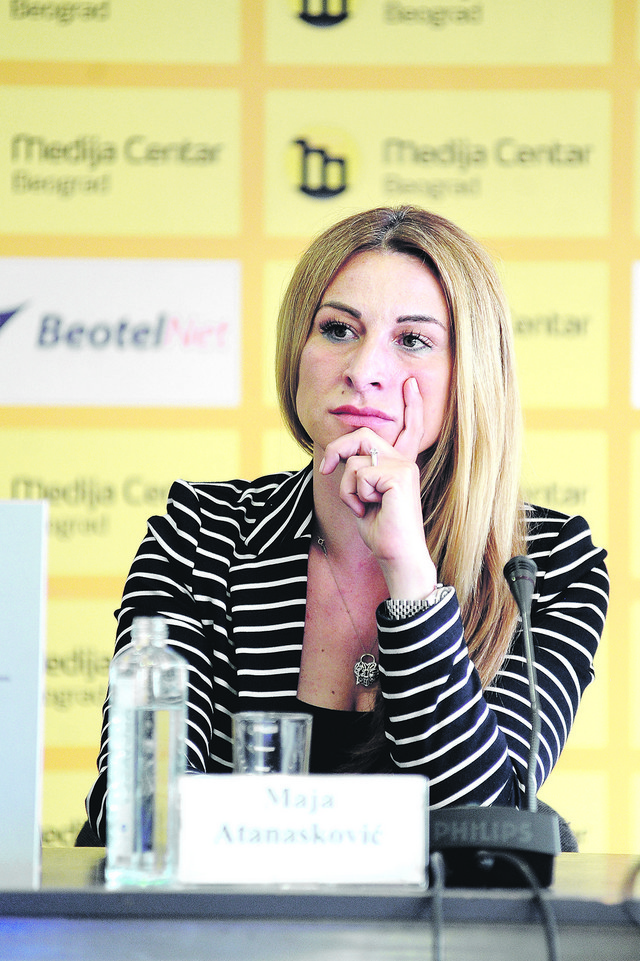 Advokatica Maja Atanasković zastupa žrtvu koja se sama javila Fondaciji