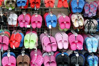 Crocsy poszły za wcześnie w świat - wzór obuwia nie podlega teraz ochronie