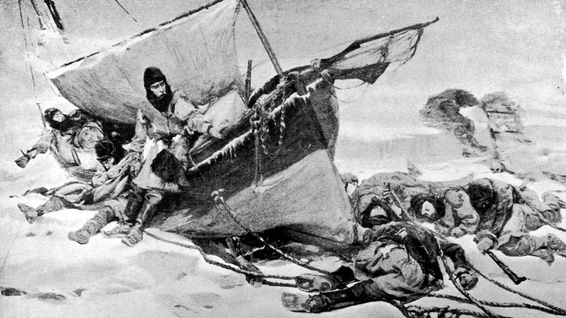 Sir John Franklin i jego wyprawa