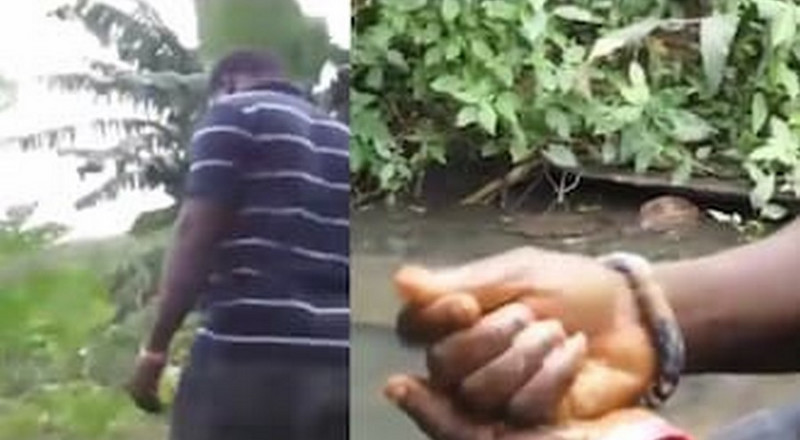 Meet 32-year-old Ghanaian in Eastern Region who is both a man and a woman (Video)