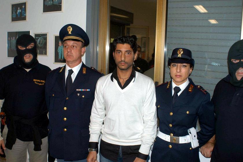 Alessandro jest Salvatore Lo Piccolo