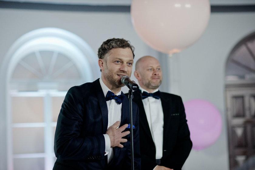 """Grzegorz Damięcki w serialu """"Pakt"""""""