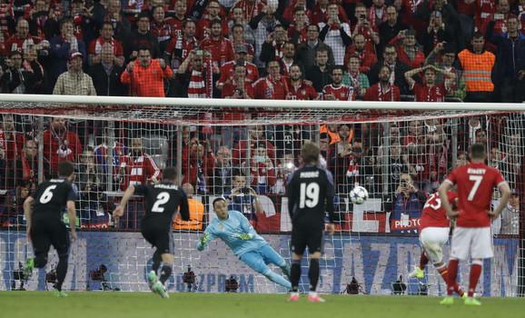 Promašaj Vidala